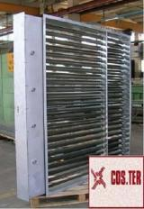 Heat exchanger with electrical heaters